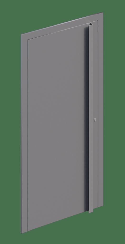 TORIX - aluminium deurgreep - DTR-C-01