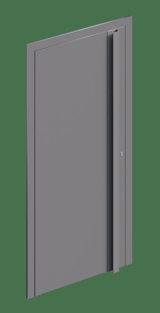 TORIX - aluminium deurgreep - DTR-C-02