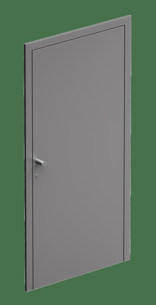 TORIX - aluminium deurgreep - DTR-K-02