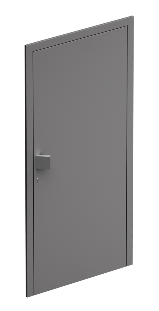 TORIX - aluminium deurgreep - DTR-K-03