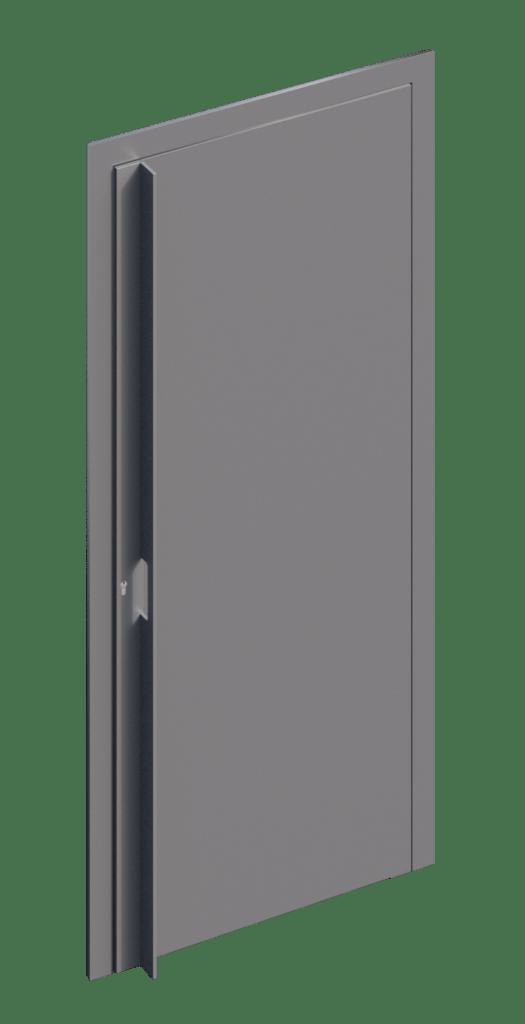TORIX - aluminium deurgreep - DTR-L-01