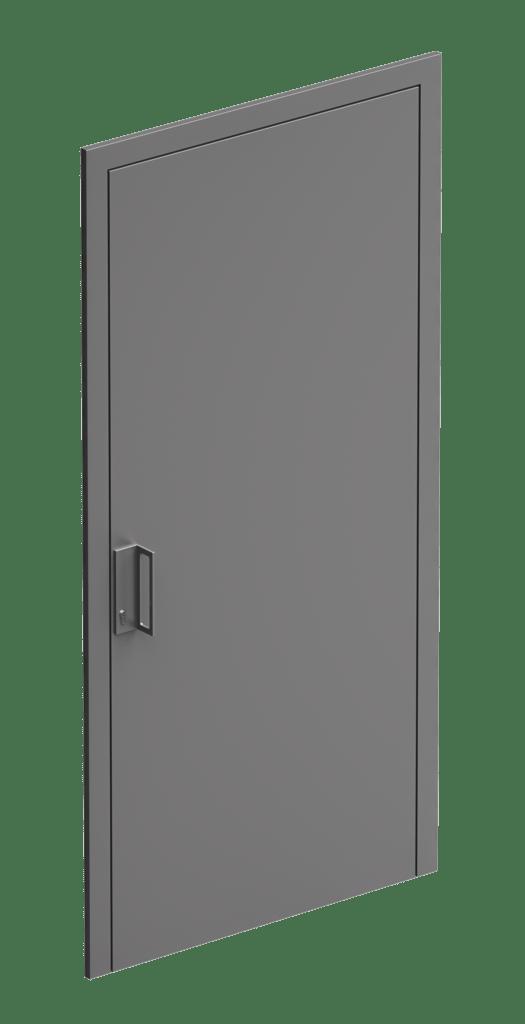 TORIX - aluminium deurgreep - DTR-L-02