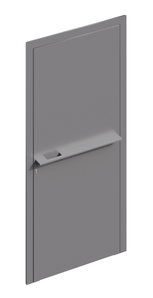 TORIX - aluminium deurgreep - DTR-P-01