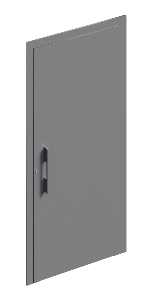 TORIX - aluminium deurgreep - DTR-P-03