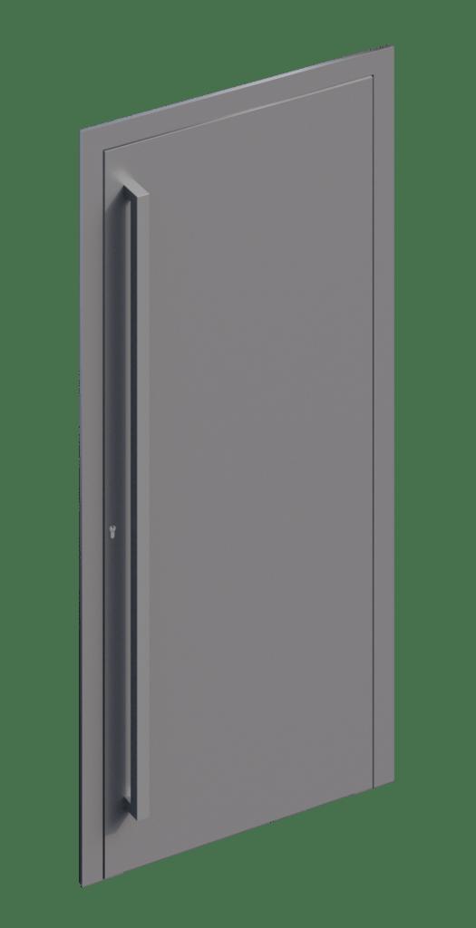 TORIX - aluminium deurgreep - DTR-U-01