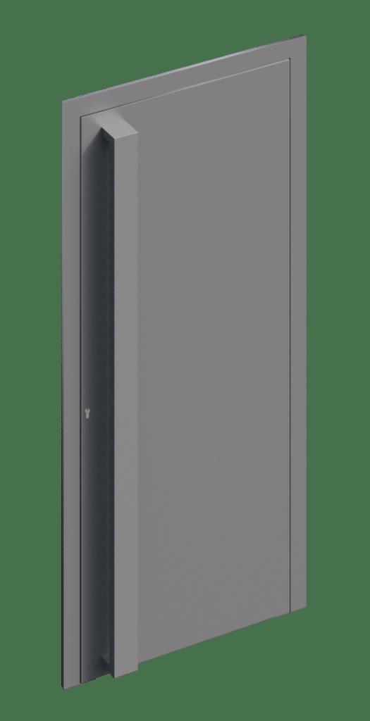 TORIX - aluminium deurgreep - DTR-U-02