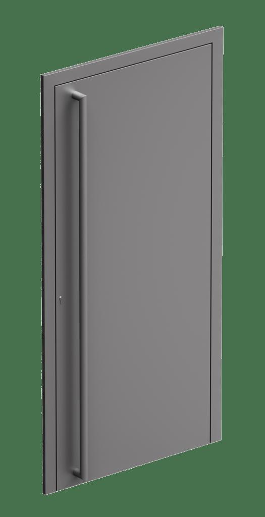 TORIX - aluminium deurgreep - DTR-U-04