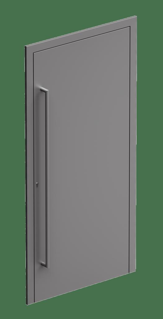 TORIX - aluminium deurgreep - DTR-U-05