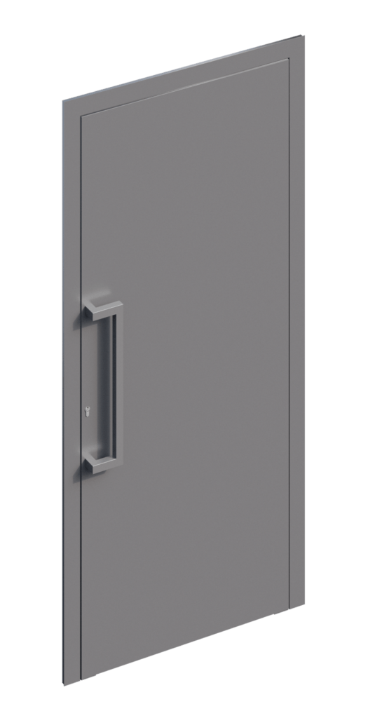 TORIX - aluminium deurgreep - DTR-Z-02