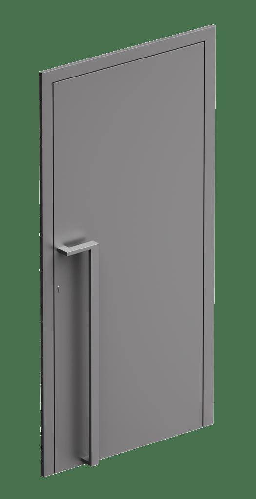 TORIX - aluminium deurgreep - DTR-Z-03