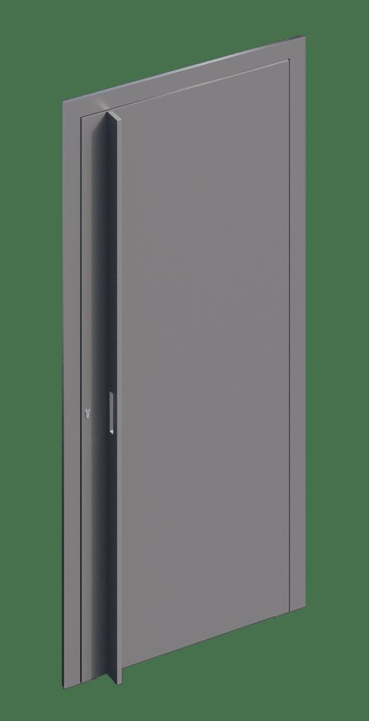 TORIX - aluminium deurtrekkers - DTR-P-05