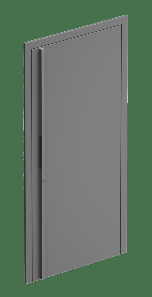 TORIX - aluminium deurtrekkers - DTR-P-06