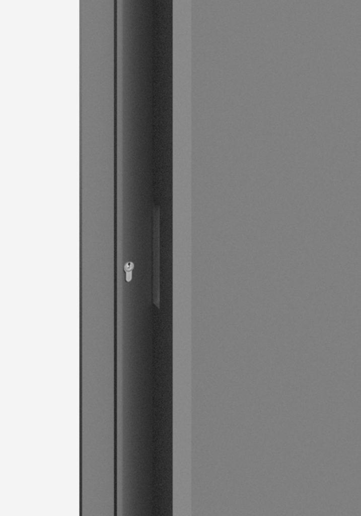 TORIX - aluminium deurgreep - DTR-B-01 DETAIL