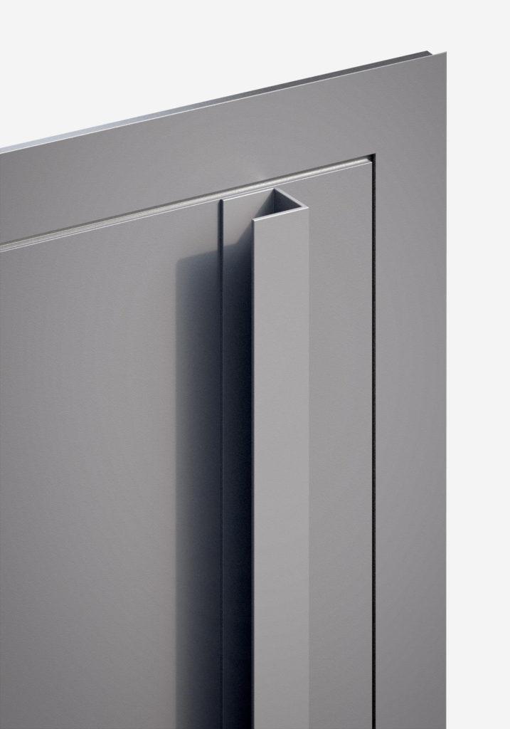 TORIX - aluminium deurgreep - DTR-C-01 DETAIL
