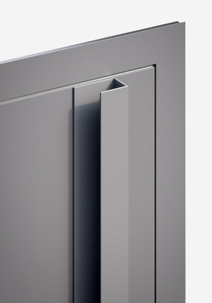 TORIX - aluminium deurgreep - DTR-C-02 DETAIL