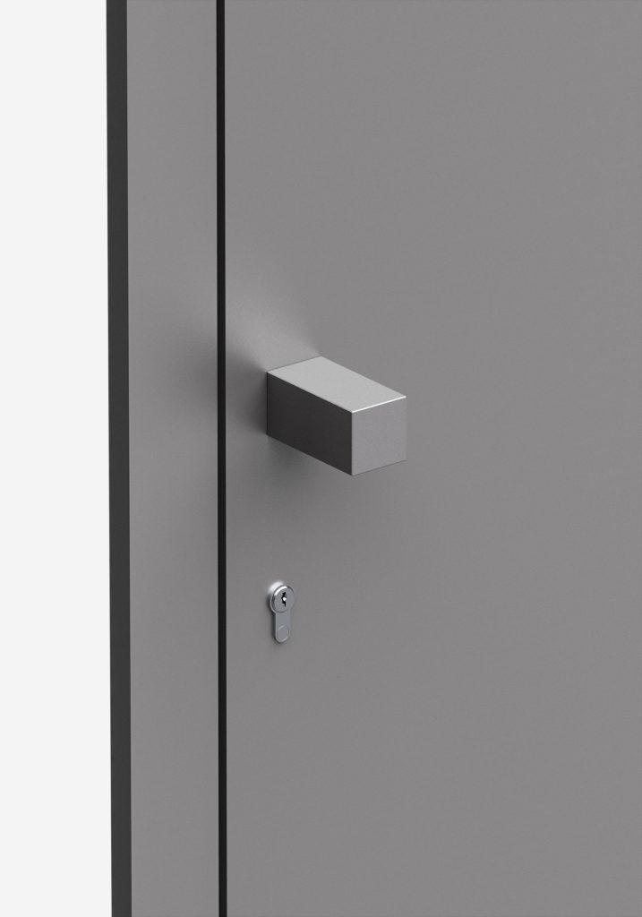 TORIX - aluminium deurgreep - DTR-K-01 DETAIL