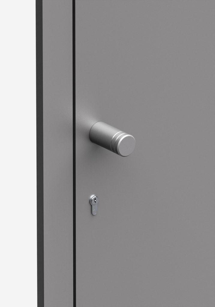 TORIX - aluminium deurgreep - DTR-K-02 DETAIL