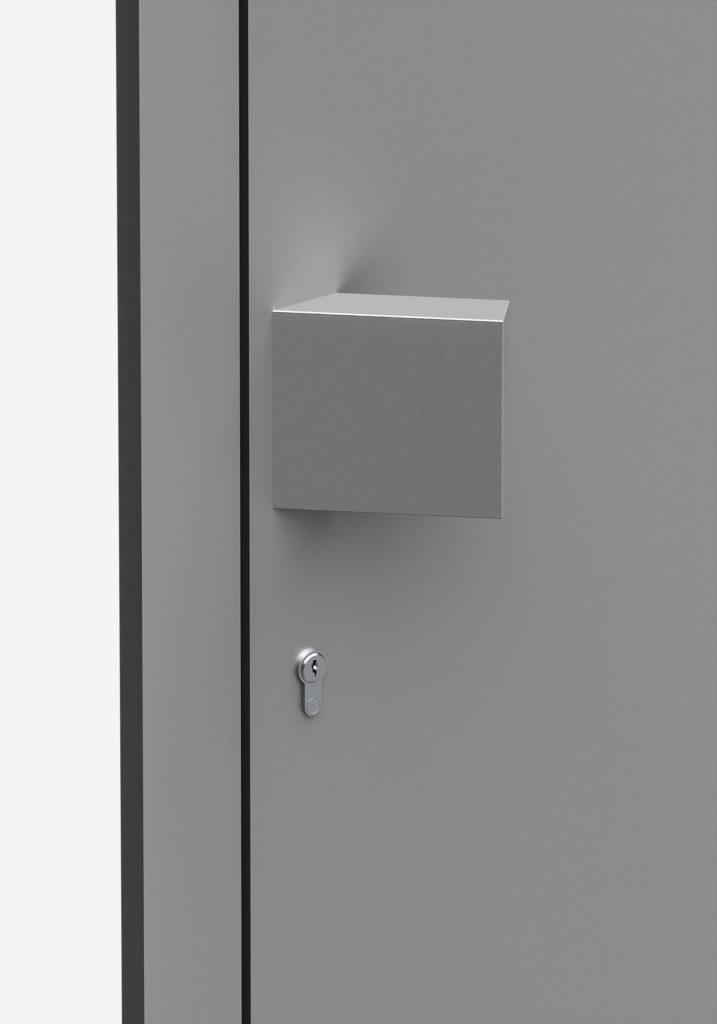TORIX - aluminium deurgreep - DTR-K-03 DETAIL