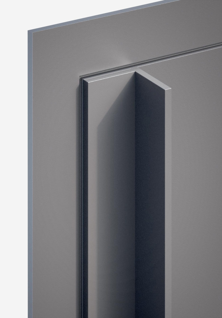 TORIX - aluminium deurgreep - DTR-L-01 DETAIL