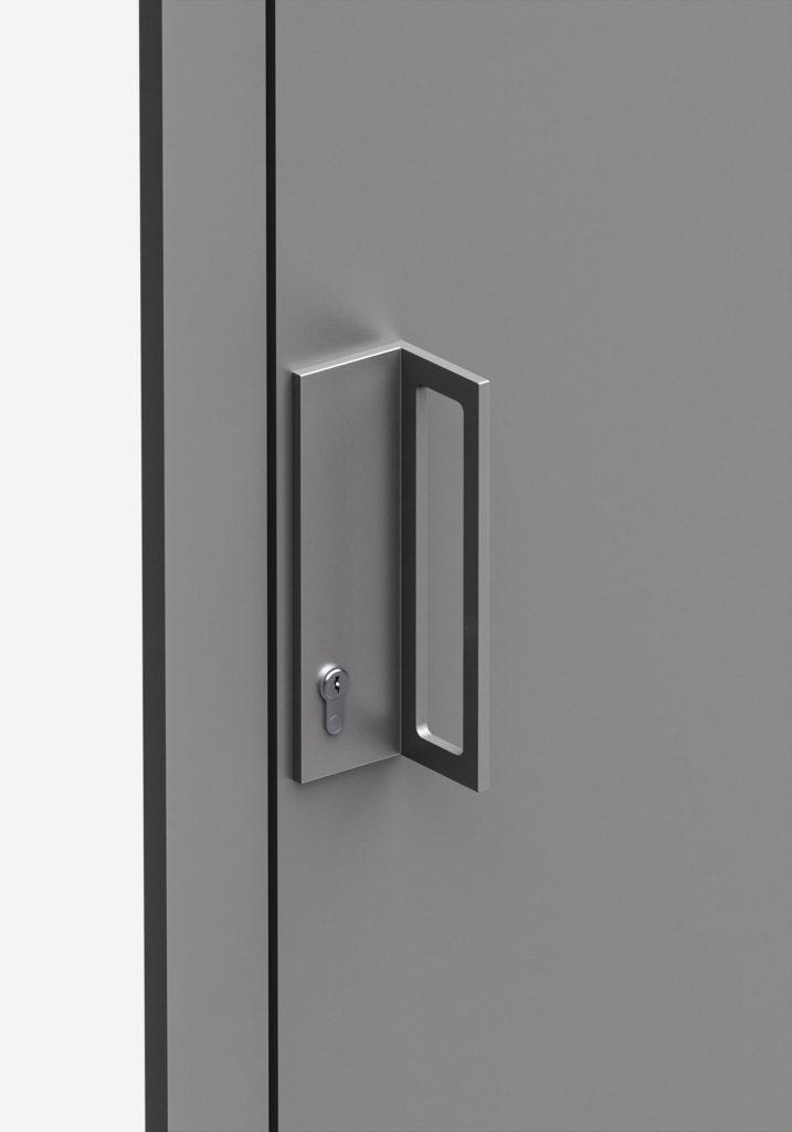 TORIX - aluminium deurgreep - DTR-L-02 DETAIL