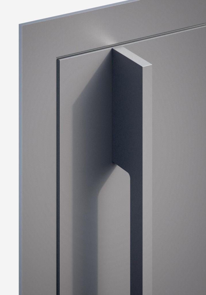 TORIX - aluminium deurgreep - DTR-P-04 DETAIL