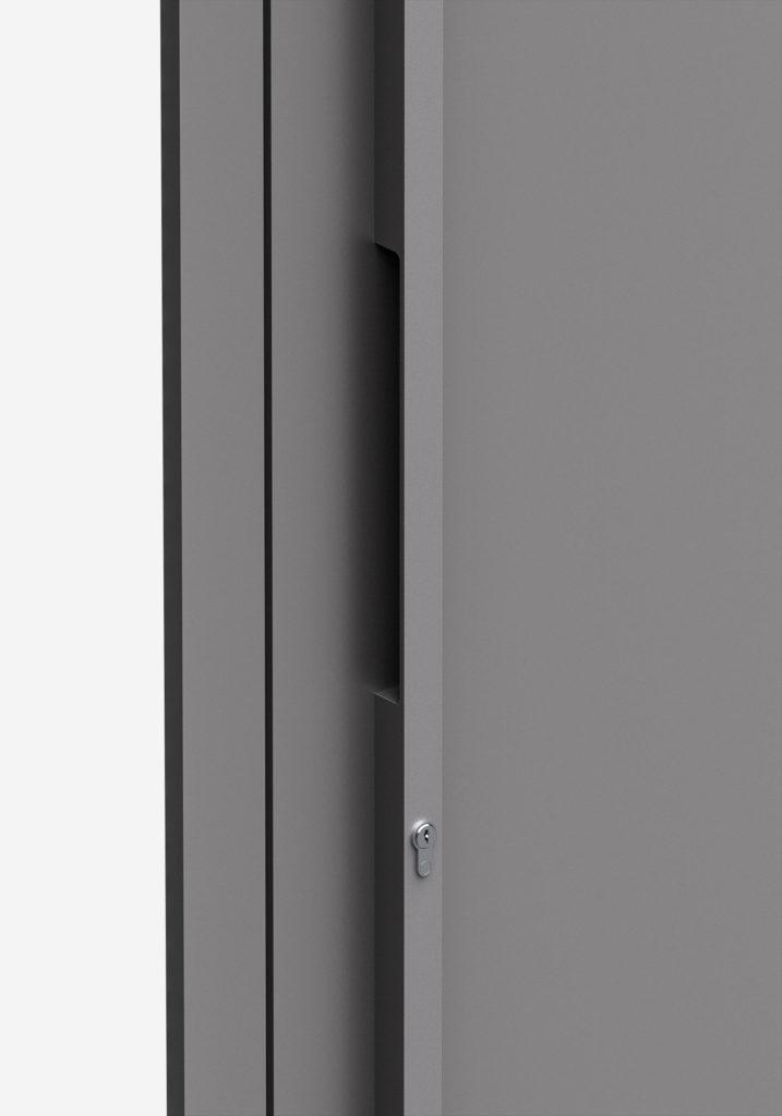 TORIX - aluminium deurgreep - DTR-P-06 DETAIL