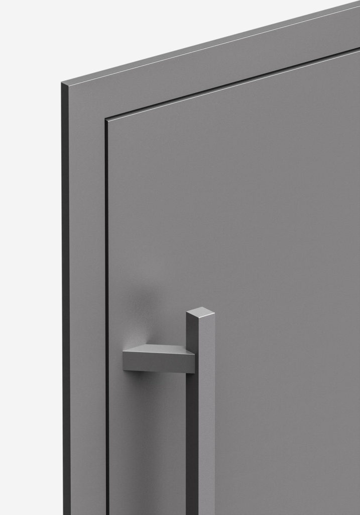 TORIX - aluminium deurgreep - DTR-S-01 DETAIL