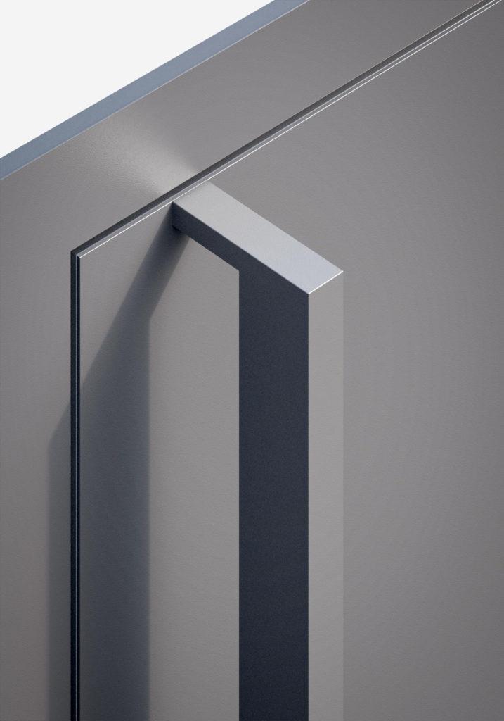 TORIX - aluminium deurgreep - DTR-U-03 DETAIL