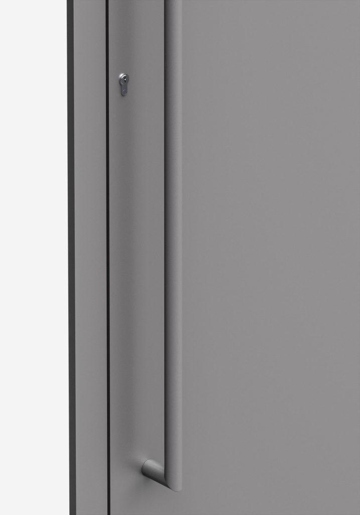TORIX - aluminium deurgreep - DTR-U-05 DETAIL