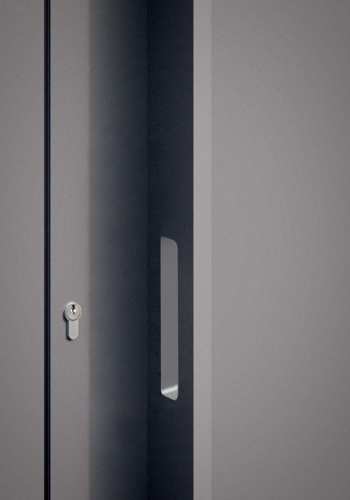 TORIX - aluminium deurgreep - DTR-P-05 DETAIL